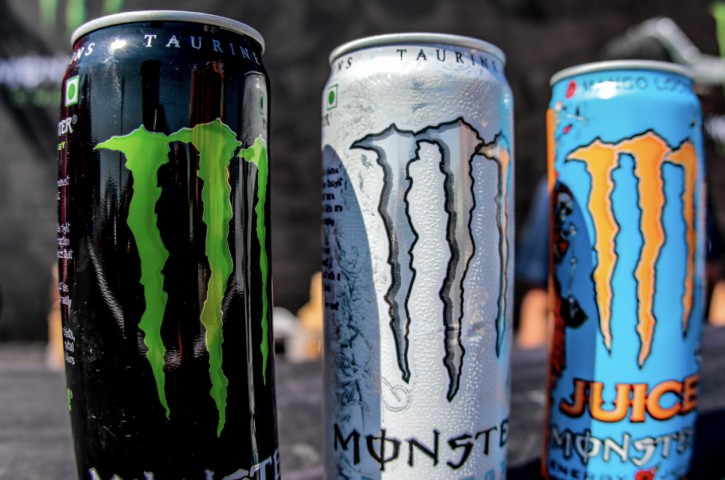 Facts about monster energy drinks